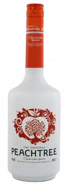 De Kuyper Peachtree Satinee Liqueur 1,0L 20%