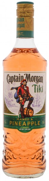 Captain Morgan Tiki Mango & Pineapple 0,7L 25%