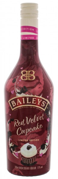 Baileys Velvet Cupcake Limited Edition 0,7L 17%