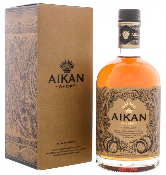 Aikan Whisky Extra Collection Batch 1 - 0,5L 43%