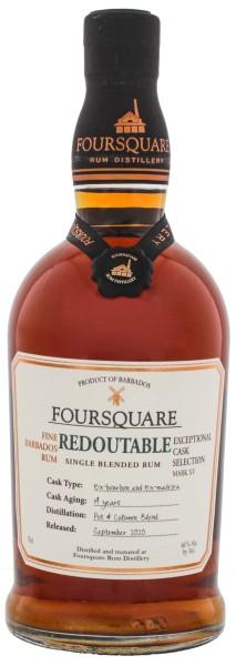 Foursquare Rum Redoutable 14 Jahre 0,7L 61%