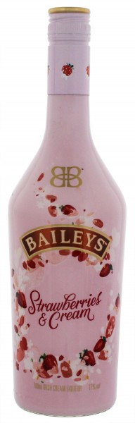 Baileys Strawberry & Cream Limited Edition 0,7L 17%