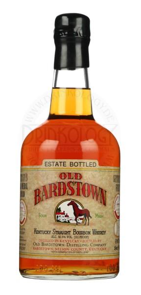 Old Bardstown Bourbon Whiskey Estate, 0,7 L, 50,5%
