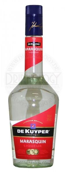 De Kuyper Marasquin Liqueur, 0,7 L, 30%