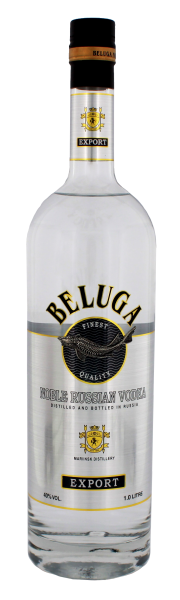 Beluga Noble Vodka, 1 L, 40%
