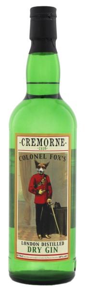 Cremorne 1859 Colonel Fox Dry Gin 0,7L 40%