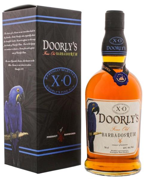 Doorly's Rum XO 0,7L 43%