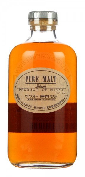 Nikka Pure Malt Whisky Black