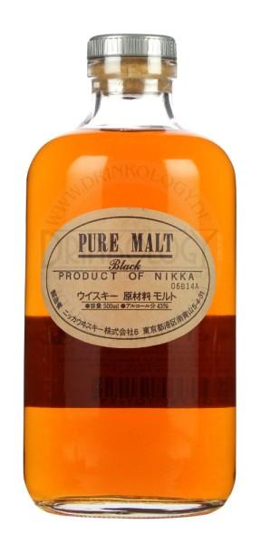 Nikka Pure Malt Whisky Black, 0,5 L, 43%