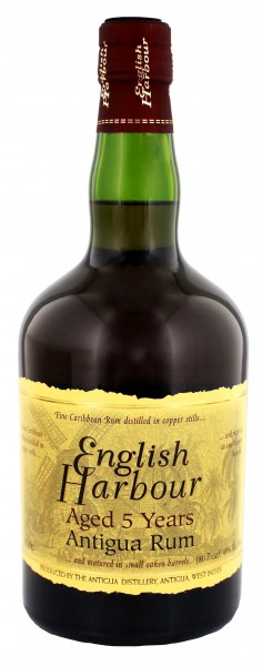 English Harbour Rum 5 Years Old
