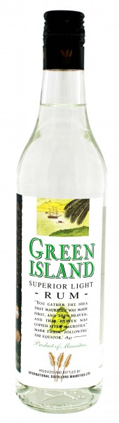 Green Island Superior Light Rum