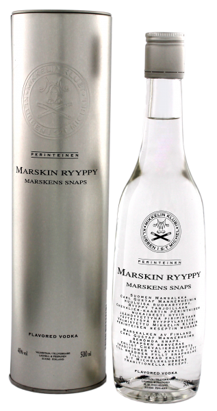 Marskin Ryyppy Flavored Vodka kaufen im Drinkology Online Shop !