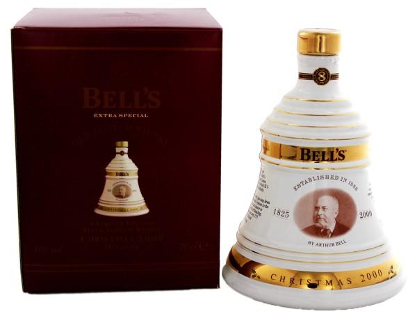 Bells Whisky Decanter 8 Jahre Arthur Bell 0,7L