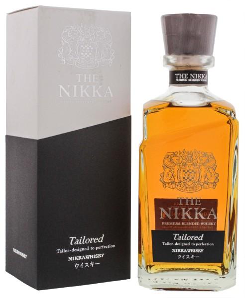 Nikka Tailored Blended Whisky 0,7L 43%