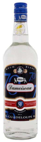 Damoiseau Rhum Blanc 1,0L 50%