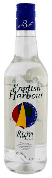 English Harbour White rum 3 Years