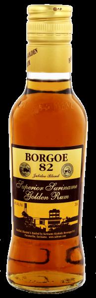 Borgoe Rum 82, 0,2 L, 38%