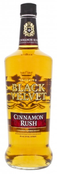 Black Velvet Cinnamon Rush 1,0L 35%