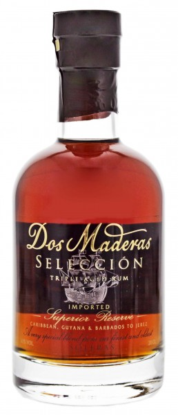 Dos Maderas Rum Seleccion 0,2L 42%