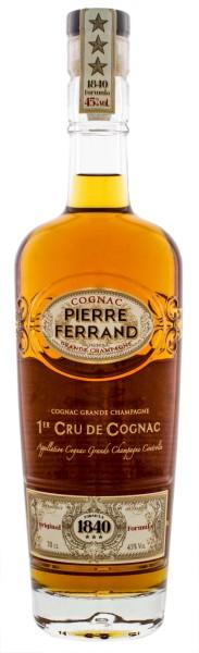 Pierre Ferrand 1840 Original Cognac 0,7L 45%