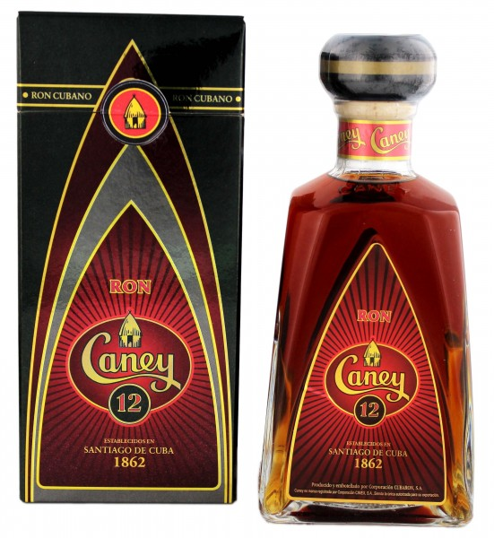 Caney Rum Anejo 12 Years Old