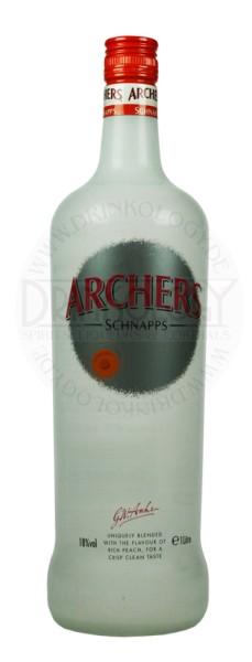 Archers Peach Schnapps 1,0L 18%