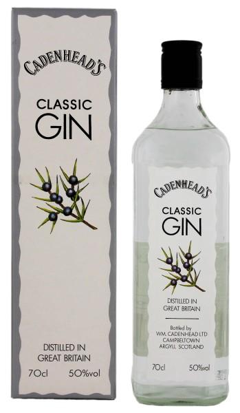 Cadenhead's Classic Gin 0,7L 50%