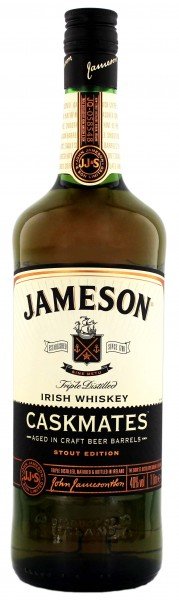Jameson Irish Whisky Caskmates