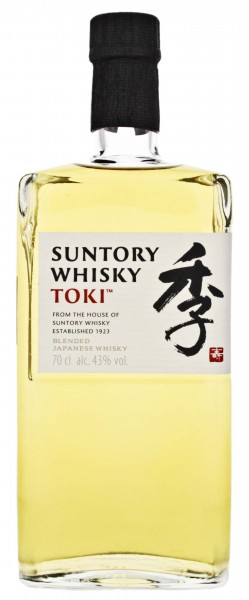 Suntory Blended Japanese Whisky Toki 0,7L 43%