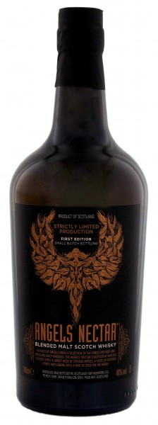 Angel's Nectar Blended Malt Whisky First Edition
