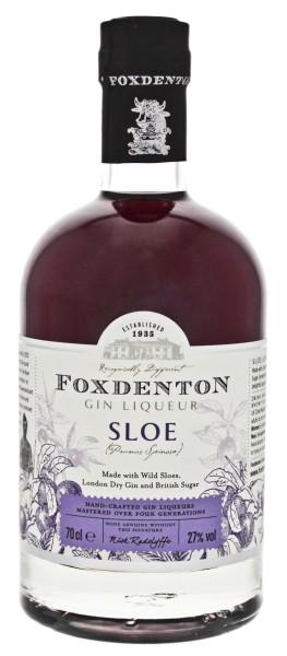 Foxdenton Sloe Gin 0,7L