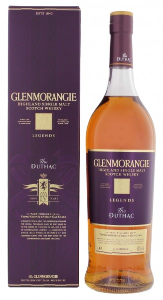 Glenmorangie Single Malt Whisky The Duthac