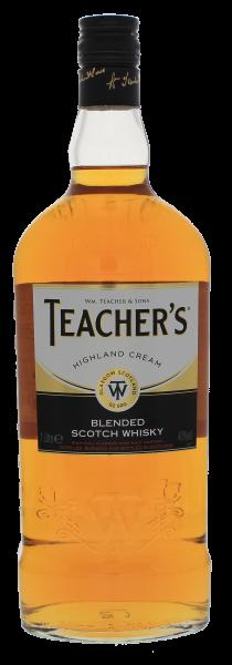 Teachers Highland Cream Blended Scotch Whisky, 1 L, 40%