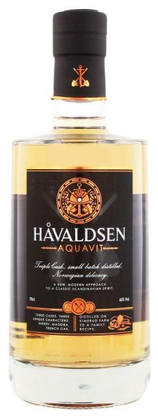 Havaldsen Aquavit Triple Cask