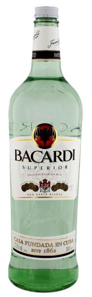 Bacardi Rum Superior Carta Blanca 3,0L