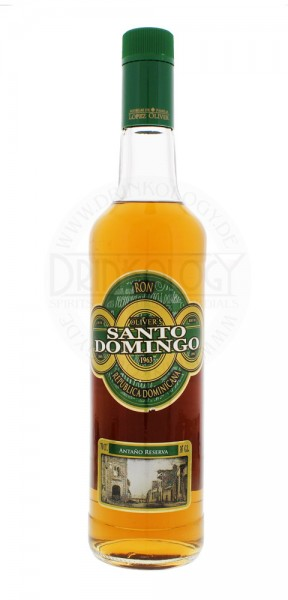 Santo Domingo Rum Gran Antano Reserva