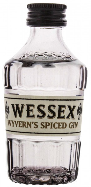 Wessex Wyverns Spiced Gin Miniatur 0,05L 40,3%