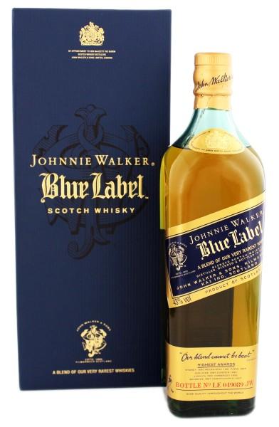 Johnnie Walker Blue Label 0,7L 43%