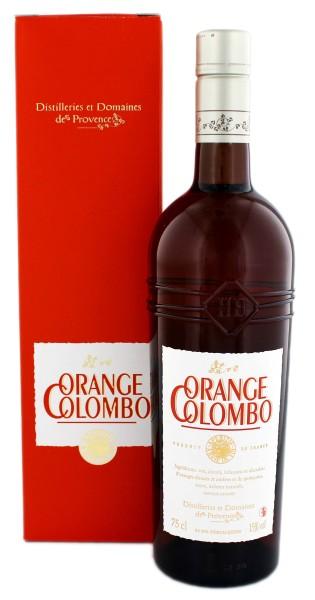 Orange Colombo Aperitif, 0,75 L, 15%