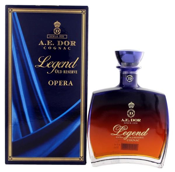 A.E. Dor Cognac Legend 0,7L 40%