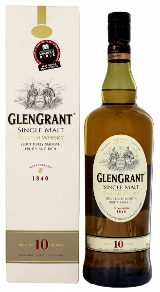 Glen Grant Single Malt Whisky