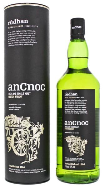 An Cnoc Rùdhan Malt Whisky 1,0L 46%