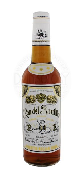 Barrilito Rum Superior Especial