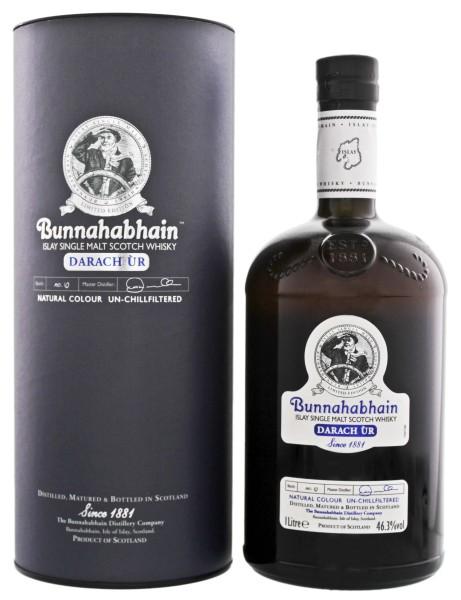 Bunnahabhain Single Malt Whisky Darach Ur, 1 L, 46,3%