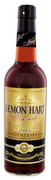 Lemon Hart Rum Original 0,7L 40%