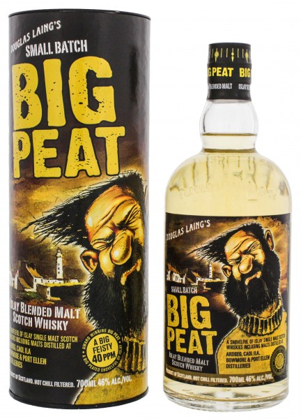 Big Peat Islay Blended Malt Whisky 0,7L 46%
