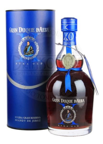 Gran Duque de Alba Brandy XO Solera, 0,7L 40%