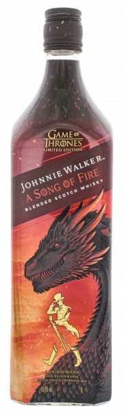 Johnnie Walker Game of Thrones A Song of Fire Blended Whisky 1,0L 40,8%