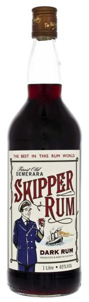Skipper Demerara Rum 1,0L 40%