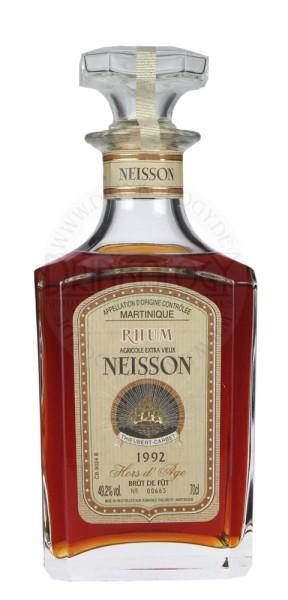 Neisson Rhum Vieux Vintage 1992